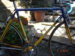 Caldaro op Italiaanse Racefietsen