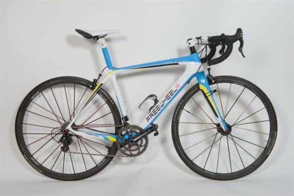 Freewheel op Italiaanse Racefietsen