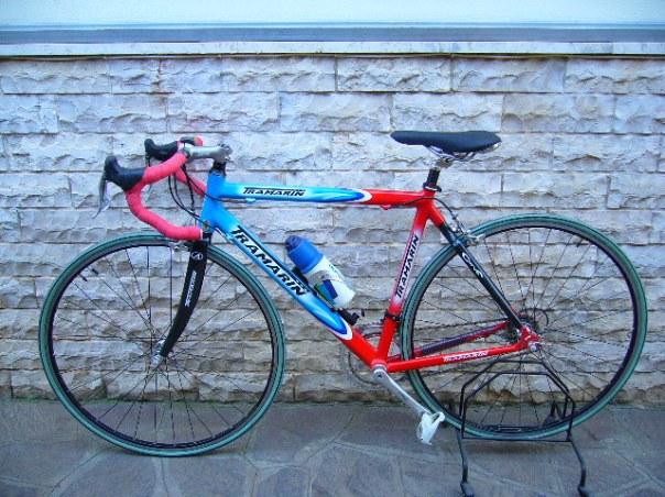 TRAMARIN op Italiaanse Racefietsen