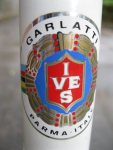 Garlatti / Ives op Italiaanse Racefietsen