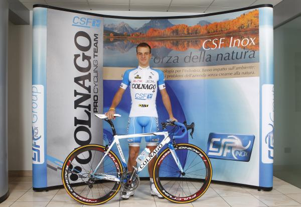 2011 CSF Inox Colnago op Italiaanse Racefietsen