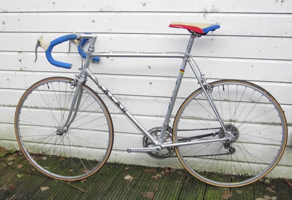 Alan van Luc van der Pijl te koop op Italiaanse Racefietsen