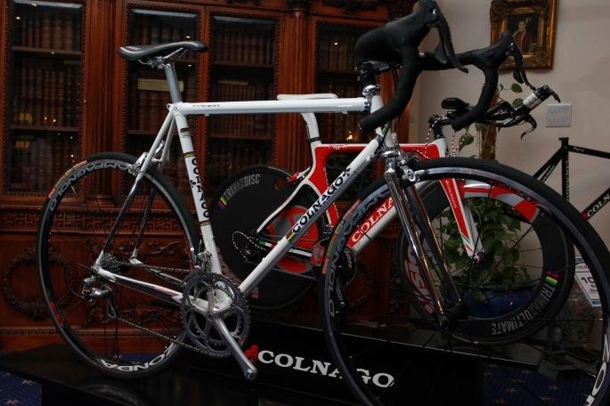 Colnago Master op CORE 2011 op Italiaanse Racefietsen
