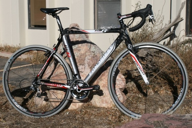 Fondriest Cross Carbon getest op Italiaanse Racefietsen